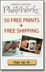 50 Free Prints + Free Shipping at PhotoWorks for new and existing members - Limited Time Offer!