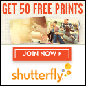 Free Offers from Shutterfly